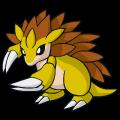 Pokémon Global Link Grafik von Sandamer