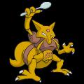 Pokémon Global Link Grafik von Kadabra
