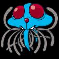 Pokémon Global Link Grafik von Tentoxa
