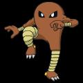 Pokémon Global Link Grafik von Kicklee