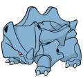 Pokémon Global Link Grafik von Rihorn