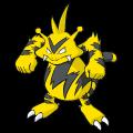 Elektek bilder und sprites - Pokemon elektek ...