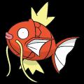 Pokémon Global Link Grafik von Karpador