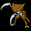 Pokémon Global Link Grafik von Kabutops