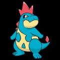 Pokémon Global Link Grafik von Tyracroc