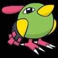 Pokémon Global Link Grafik von Natu