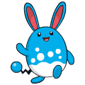 Pokémon Global Link Grafik von Azumarill