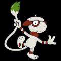 Pokémon Global Link Grafik von Farbeagle