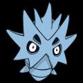 Pokémon Global Link Grafik von Pupitar