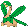 Pokémon Global Link Grafik von Tropius