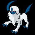 Pokémon Global Link Grafik von Absol