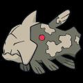 Pokémon Global Link Grafik von Relicanth