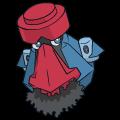 Pokémon Global Link Grafik von Voluminas