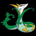 Pokémon Global Link Grafik von Serpiroyal