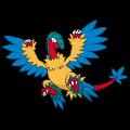 Pokémon Global Link Grafik von Aeropteryx