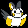 Pokémon Global Link Grafik von Emolga