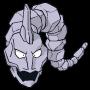 Pokémon Global Link Grafik von Onix