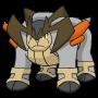 Pokémon Global Link Grafik von Terrakium