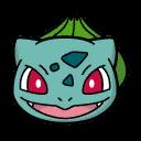 Bild von Bisasam aus Pokémon Link Battle