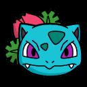 Bild von Bisaknosp aus Pokémon Link Battle