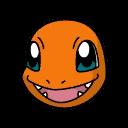 Bild von Glumanda aus Pokémon Link Battle
