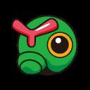 Bild von Raupy aus Pokémon Link Battle
