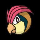 Bild von Tauboga aus Pokémon Link Battle