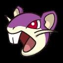 Bild von Rattfratz aus Pokémon Link Battle