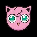 Bild von Pummeluff aus Pokémon Link Battle