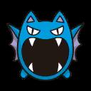 Bild von Golbat aus Pokémon Link Battle