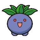 Bild von Myrapla aus Pokémon Link Battle