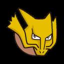 Bild von Simsala aus Pokémon Link Battle