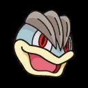 Bild von Machomei aus Pokémon Link Battle