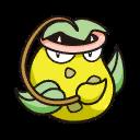 Bild von Sarzenia aus Pokémon Link Battle