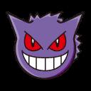 Bild von Gengar aus Pokémon Link Battle