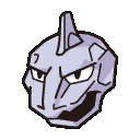 Bild von Onix aus Pokémon Link Battle