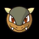 Bild von Kangama aus Pokémon Link Battle