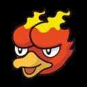 Bild von Magmar aus Pokémon Link Battle