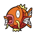 Bild von Karpador aus Pokémon Link Battle