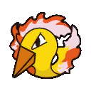 Bild von Lavados aus Pokémon Link Battle