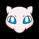 Bild von Mew aus Pokémon Link Battle