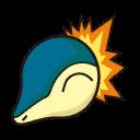 Bild von Feurigel aus Pokémon Link Battle