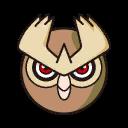 Bild von Noctuh aus Pokémon Link Battle