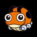 Bild von Ledyba aus Pokémon Link Battle
