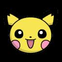 Bild von Pichu aus Pokémon Link Battle