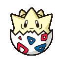 Bild von Togepi aus Pokémon Link Battle