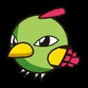 Bild von Natu aus Pokémon Link Battle