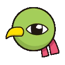 Bild von Xatu aus Pokémon Link Battle