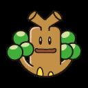 Bild von Mogelbaum aus Pokémon Link Battle