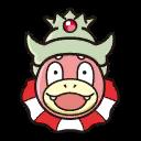 Bild von Laschoking aus Pokémon Link Battle